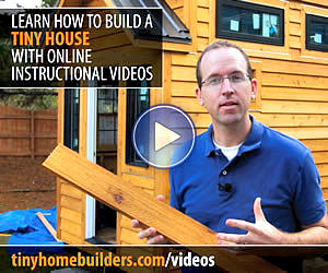 Tiny House Design and Construction Instructional eCourse