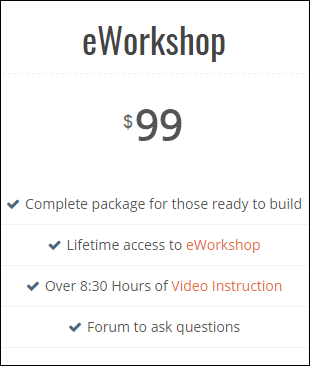 eWorkshop Videos