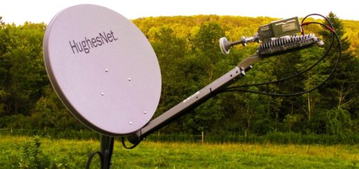 Satellite Internet Options for Tiny Houses Pin