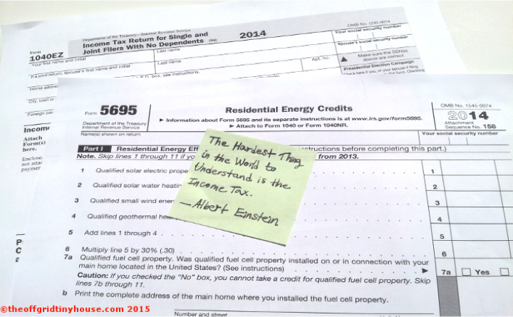 Save Money With The Federal Solar Tax Credit And Other Renewable