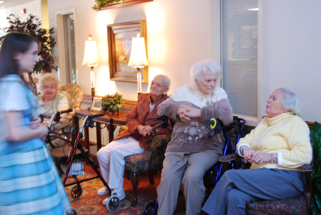 should elderly live in old folks How can we build a better society for older people live discussion  how can we create a society where people aren't so worried about getting old, where there's less stereotyping of older .